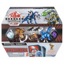 Bakugan Armored Alliance – Baku-Gear Pack: Dragonoid Ultra i Howlkor Ultra – 2678
