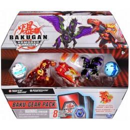 Bakugan Armored Alliance – Baku-Gear Pack – Trox Ultra + Pegatrix Ultra 4161