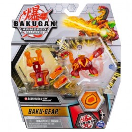 Bakugan Armored Alliance – Baku-Gear – figurka Ramparian Ultra – 4269