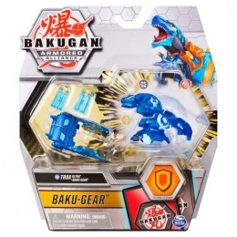 Bakugan Armored Alliance – Baku-Gear – figurka Trox Ultra – 4273