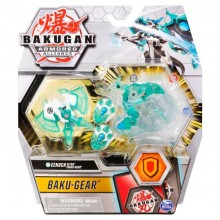Bakugan Armored Alliance – Baku-Gear – figurka Eenoch Ultra – 4274