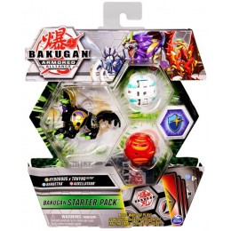 Bakugan Armored Alliance – Starter Pack: Hydorous, Barbetra i Auxillataur 5406