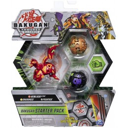 Bakugan Armored Alliance – Starter Pack: Pegatrix, Cycloid, Ryerazu 5408