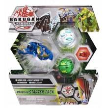 Bakugan Armored Alliance – Starter Pack: Howlkor, Maxodon i Auxillataur 5409