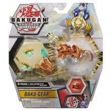 Bakugan Armored Alliance – Baku-Gear – Pharol x Gillator Blue 6001