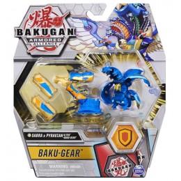 Bakugan Armored Alliance – Baku-Gear – Sabra x Pyravian 6003