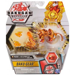Bakugan Armored Alliance – Baku-Gear – Pharol x Gillator Red 6525
