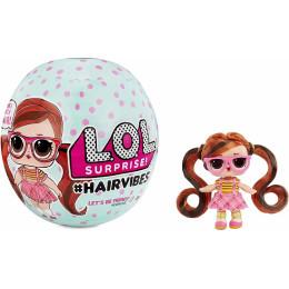 LOL Surprise! - Laleczka z kolorowymi włosami - Hairvibes - 564751