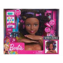 Barbie - Głowa Afro do stylizacji - 63346