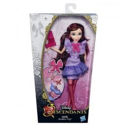 Hasbro Disney - Descendants Następcy B3119 Lalka Jane