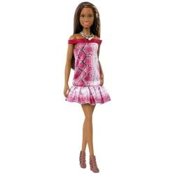 Barbie Fashionistas DGY56 Modna Lalka nr 56 Afroamerykanka