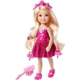 Barbie Długowłosa Chelsea DKB57 Lalka Blondynka
