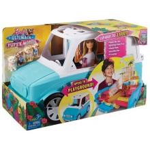 Barbie DLY33 Wakacyjny pojazd piesków