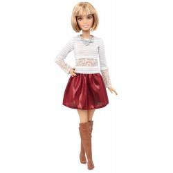 Barbie Fashionistas DMF25 Modna Lalka nr 25 Włosy Bob