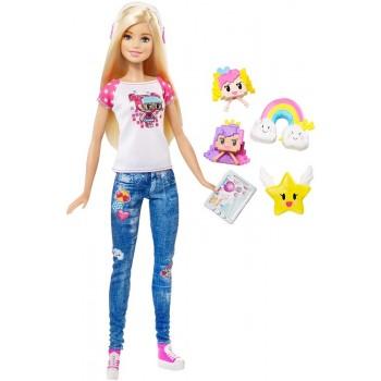 Lalka Barbie w świecie gier DTV96