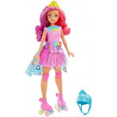 Lalka Barbie DTW00 Księżniczka z grą pamięciową