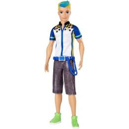 Lalka Barbie DTW09 Ken w świecie gier