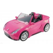 Barbie - Różowy kabriolet - DVX59