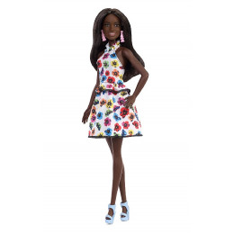 Barbie Fashionistas – FXL46 Modna Lalka Nr 106