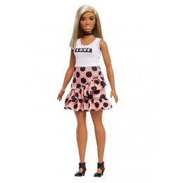 Barbie Fashionistas – FXL51 Modna Lalka Nr 111