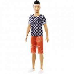 Barbie Fashionistas – FXL62 Stylowy Ken Nr 115