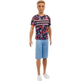 Barbie Fashionistas – FXL65 Stylowy Ken Nr 118