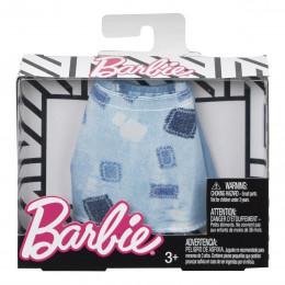 Barbie - Modna spódniczka jeans i łaty - FPH24