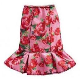 Barbie - Modna spódniczka w róże - FPH32