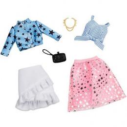 Barbie - Zestaw ubranek dla lalek - FXJ66
