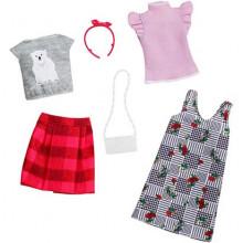 Barbie - Zestaw ubranek dla lalek - FXJ67
