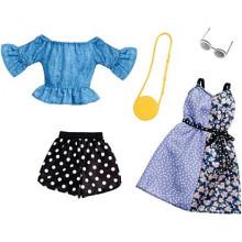 Barbie - Zestaw ubranek dla lalek - FXJ68