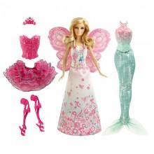 Barbie BCP36 Świat Fantazji Zestaw