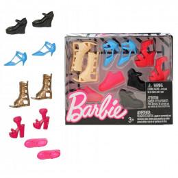 Barbie - Zestaw butów - FCR93