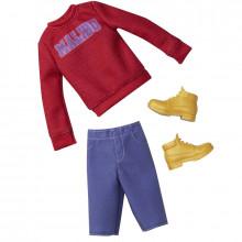 Barbie - Zestaw ubranek dla lalek - FXJ42