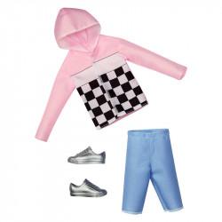 Barbie - Zestaw ubranek dla lalek - FXJ40
