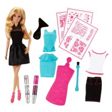 Barbie CCN12 Brokatowe Studio