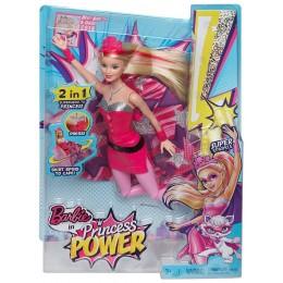 Barbie CDY61 Super Power Księżniczka Filmowa