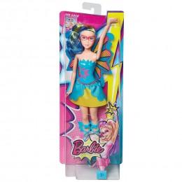 Barbie CDY67 Bliźniaczki Motyle Niebieska