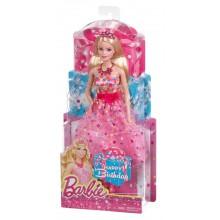 Barbie CFF47 Urodzinowa Księżniczka