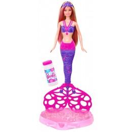 Barbie CFF49 Bąbelkowa Syrenka