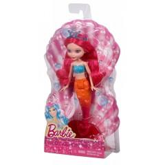 Barbie Fairy CGM78 Mała Syrenka Różowa