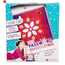 Mattel BARBIE CLP41 Pamiętnik na hasło - My Password