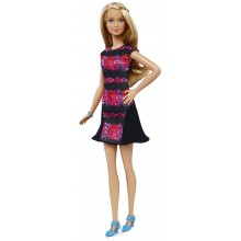Barbie Fashionistas DMF30 Modna Lalka nr 30
