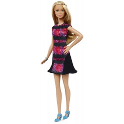 Barbie Fashionistas DMF30 Modna Lalka nr 30 Blondynka