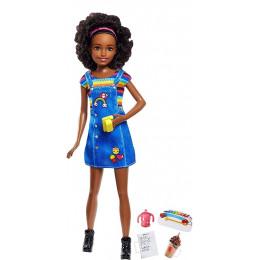 Barbie - Lalka Skipper Opiekunka Afroamerykanka - FHY91