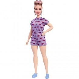 Barbie Fashionistas FJF40 Modna lalka nr 75