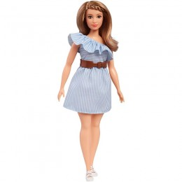 Barbie Fashionistas FJF41 Modna lalka nr 76