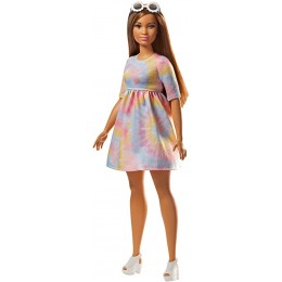 Barbie Fashionistas - Modna Lalka nr 77 - FJF42