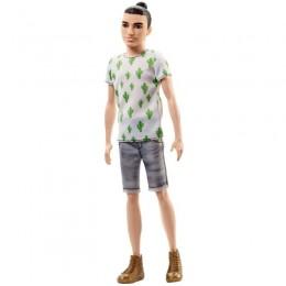 Lalki Barbie Fashionistas - Modny Ken nr 16 FJF74