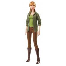 Barbie - Jurassic World - Lalka kolekcjonerska Claire Dearing - FJH58